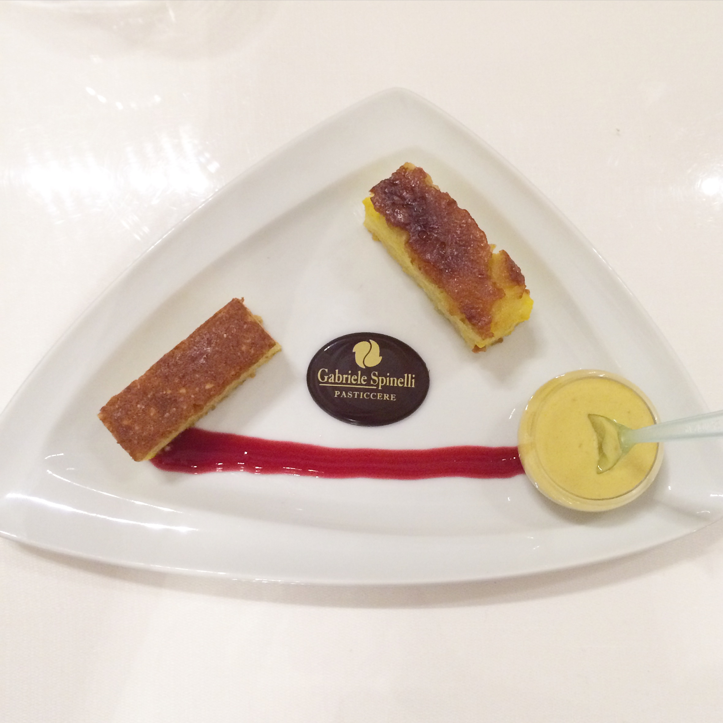 Tre varianti della torta di riso – Gino Fabbri e Gabriele Spinelli