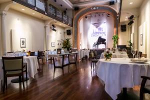 I Portici restaurant- teatro eden kursaal