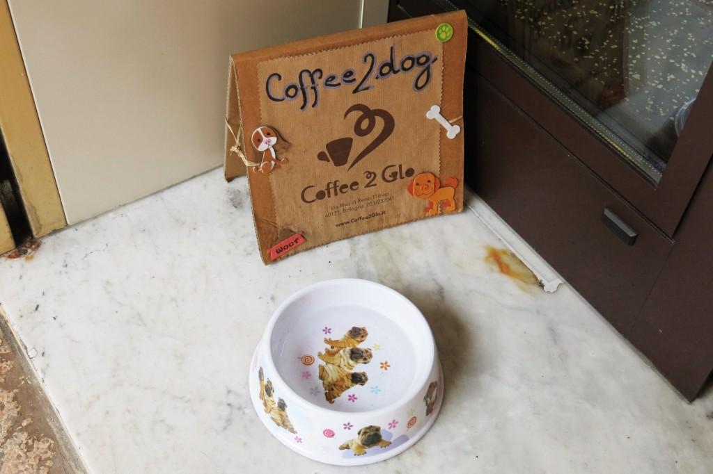 Coffee 2dog!