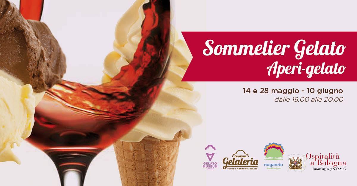 SommelierGelato, l'aperi-gelato di Carpigiani Gelato University