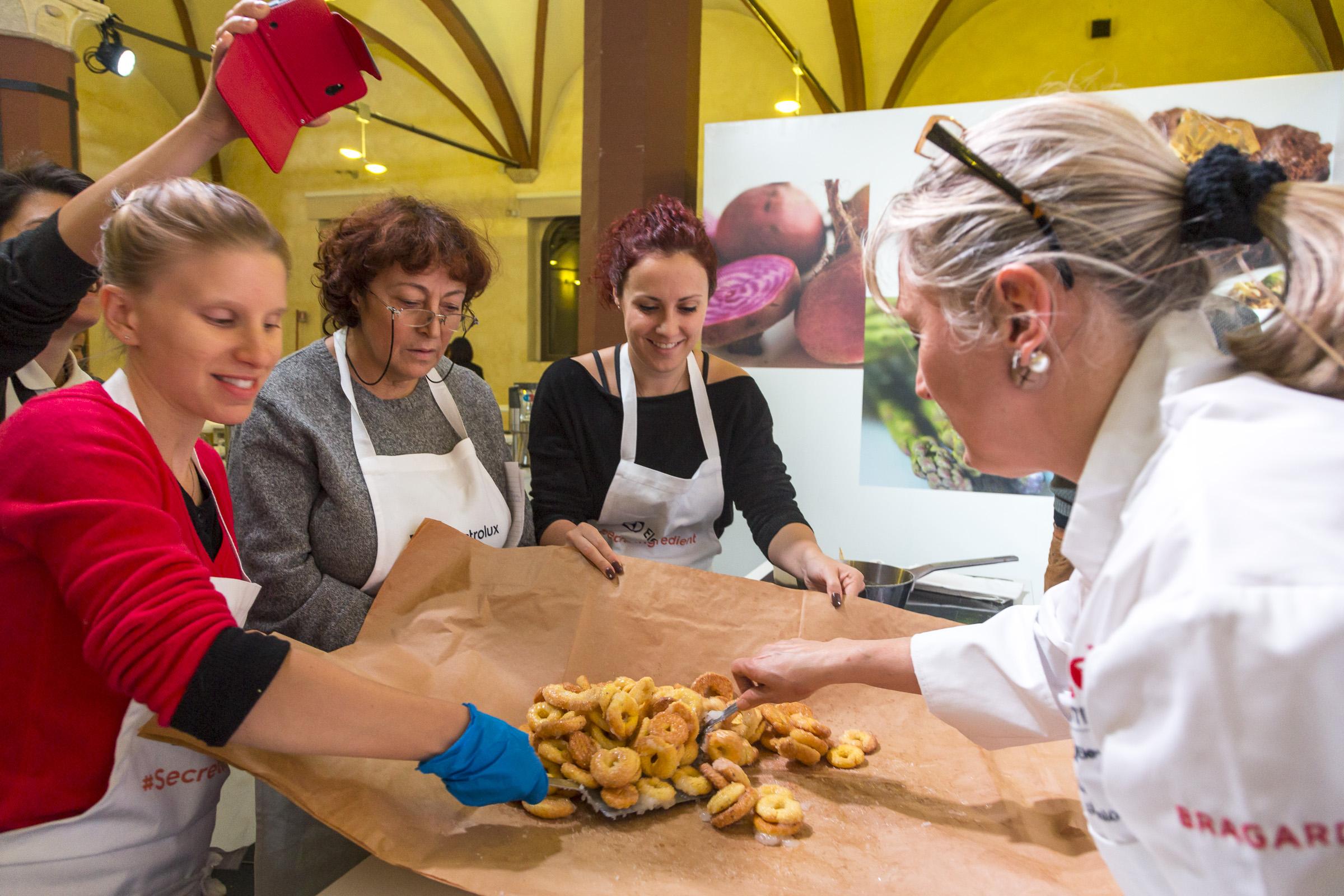 Bolognafood scuola di cucina chef lucia antonelli - Scuola di cucina bologna ...